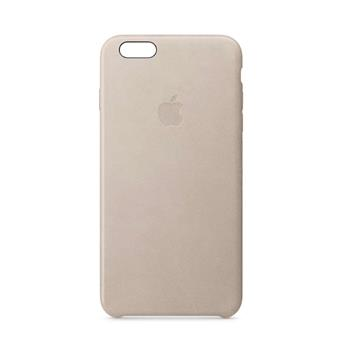 Ốp Da iPhone 6S Plus Leather Case MKXE2- Màu Rose Gray