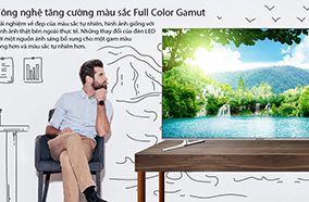 Công nghệ Full Color Gamut