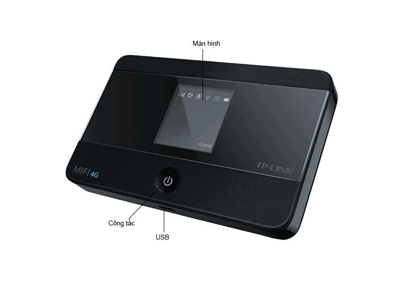 Bộ Phát Sóng Wifi Di Động 4GB TP-Link M7350