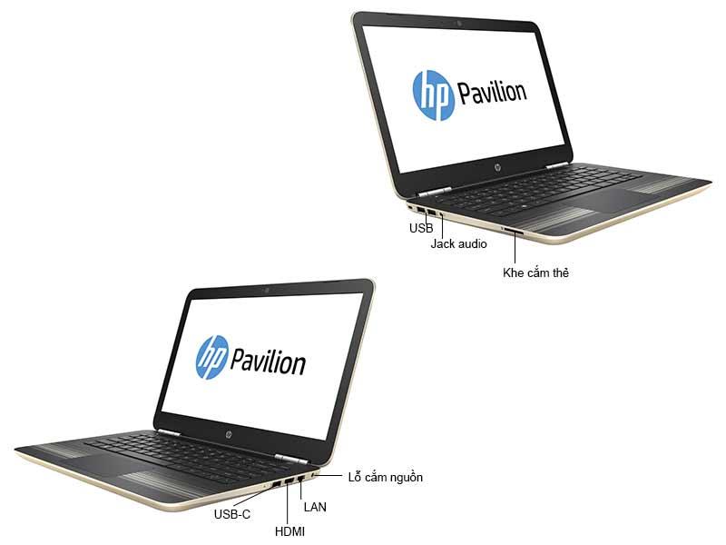 Laptop HP Pavilion P14-AL117TU