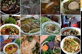Chế độ nấu đa dạng làm phong phú thêm bữa ăn hàng ngày