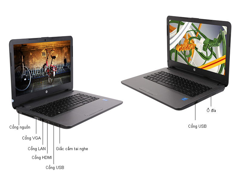 Laptop HP 14-am097TU