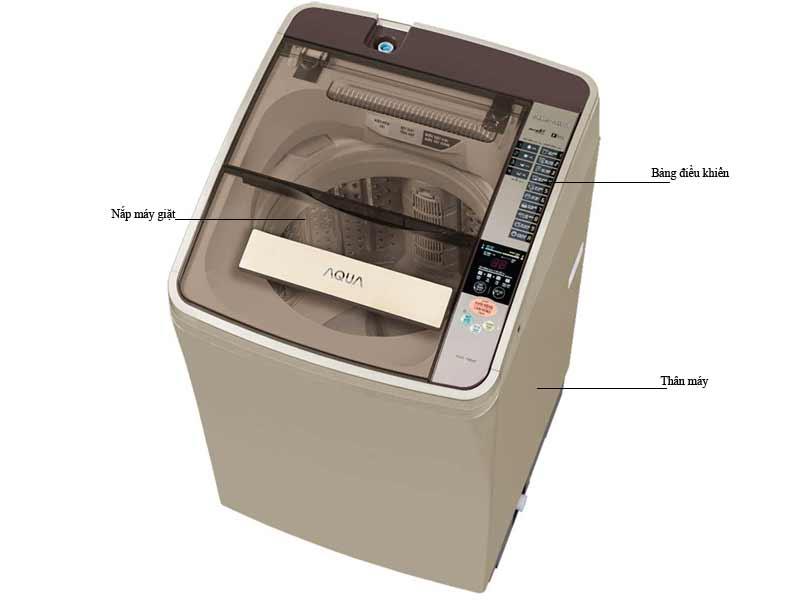 Máy giặt Aqua AQWF800ATN