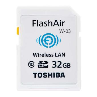 Thẻ Nhớ Toshiba 32GB SD Flash Air Class 10