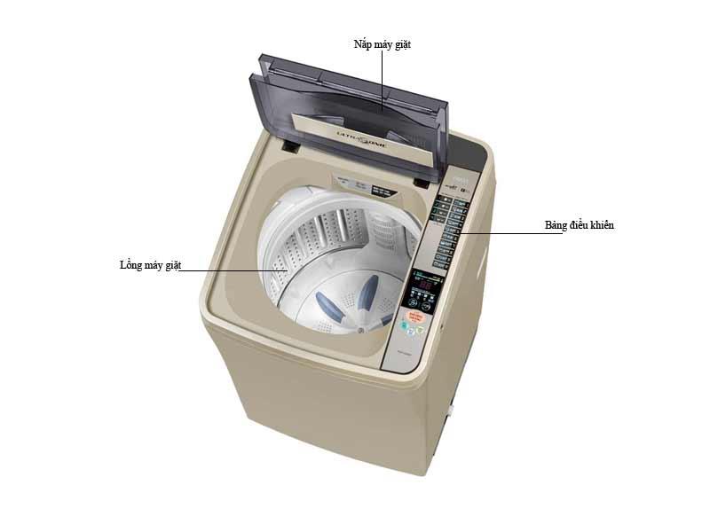 Máy giặt Aqua AQWU850ATN