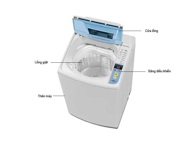 Máy Giặt Aqua AQWK70AT 7 Kg