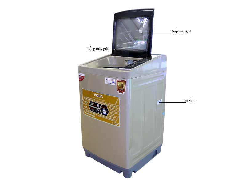 Máy giặt Aqua AQWUW115ATN 11.5 kg