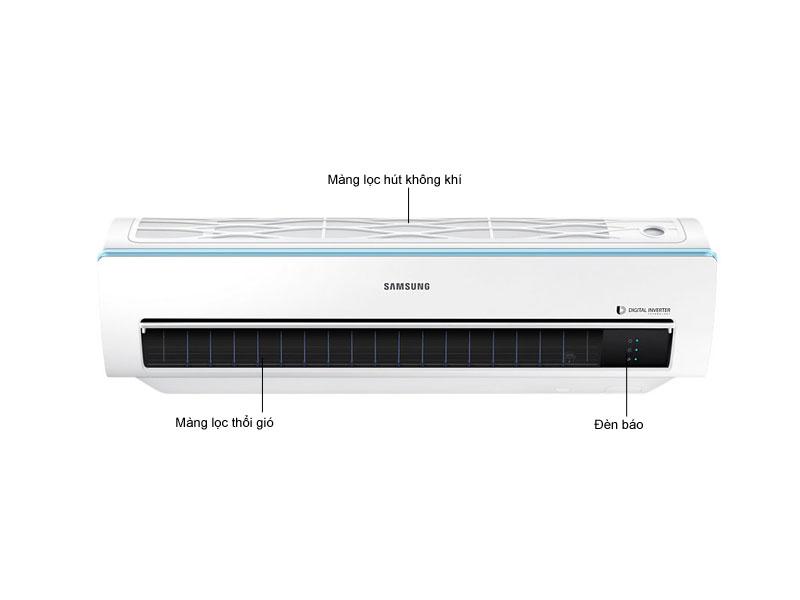 Điều Hòa Samsung 1 Chiều 12000BTU AR12MVFSCURNSV Inverter
