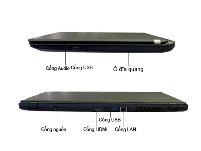 Laptop Acer ES1-572-32GZ