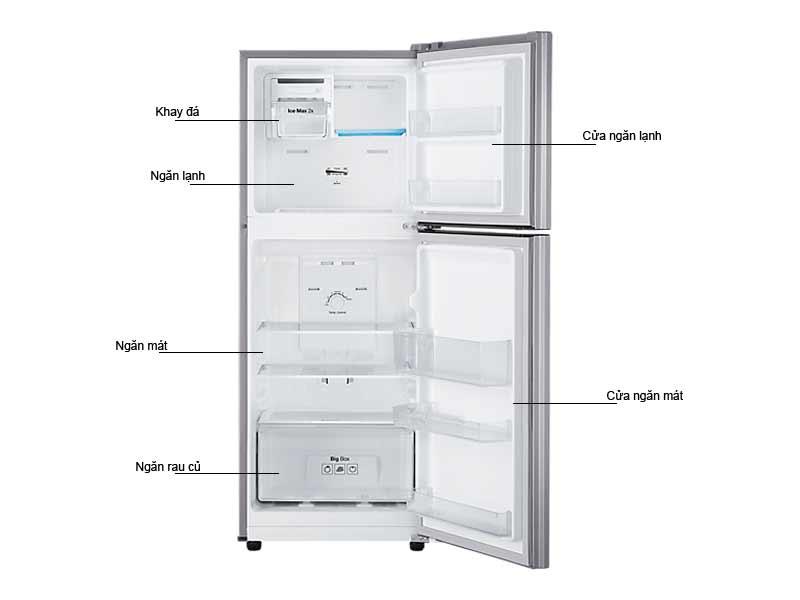 Tủ Lạnh Inverter Samsung RT20HAR8DSA/SV