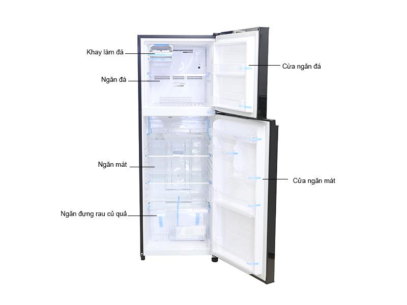 Tủ Lạnh Toshiba 226 Lít GRM28VUBZUK Inverter