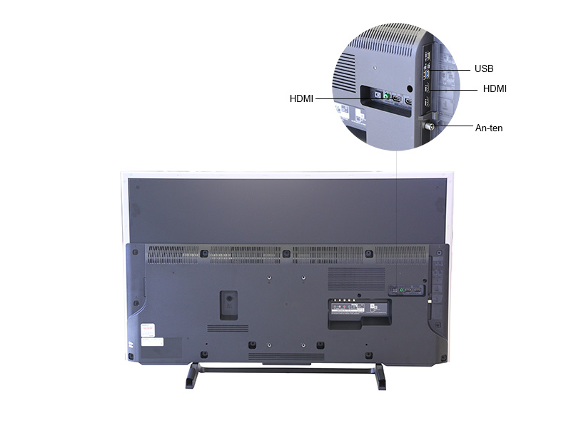 TIVI LED Sony 43 Inch KD43X8000ES