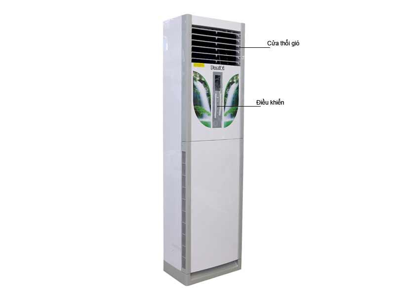 Điều hòa tủ đứng 1 chiều Funiki 24000BTU FC24