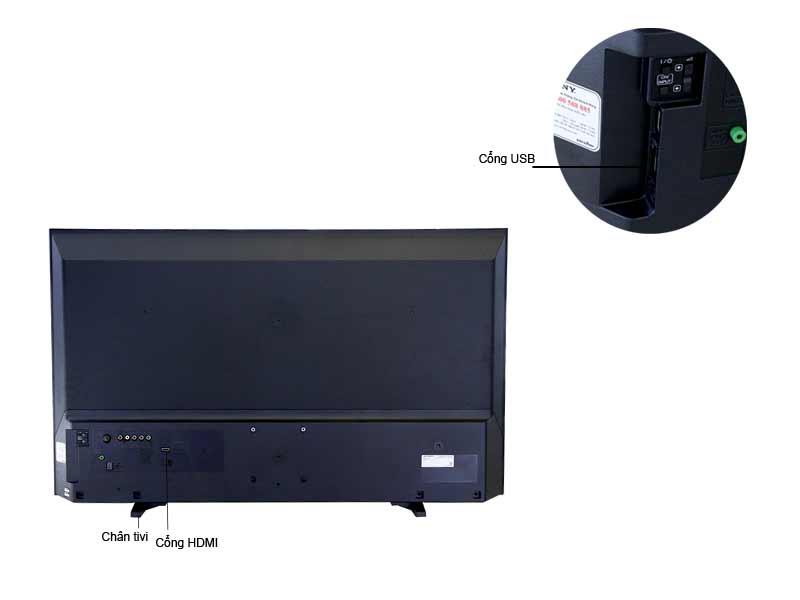 Tivi Led Sony KDL40R350E 40inch