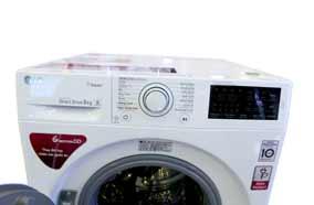 Màn hình LED hiển thị thời gian giặt
