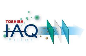 Công nghệ Toshiba IAQ