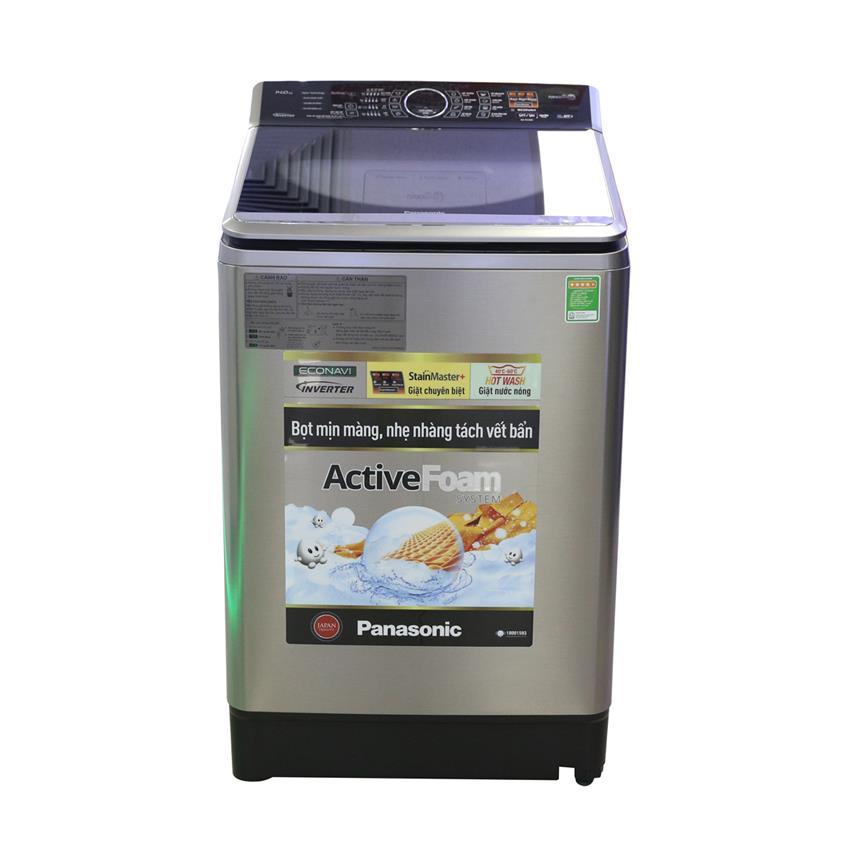 Máy giặt lồng đứng Panasonic NA FS14V5SRV 14Kg