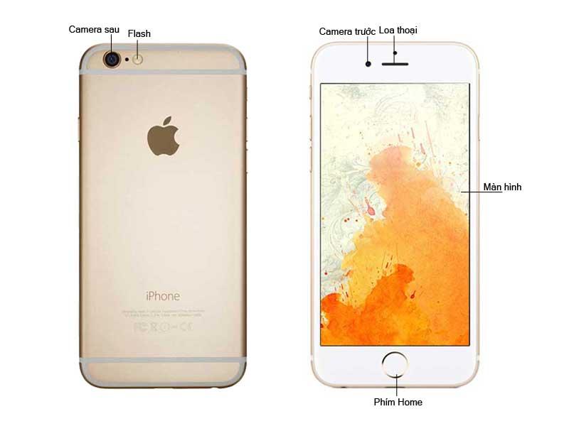 iPhone 6 32GB Gold MQ3E2VNA