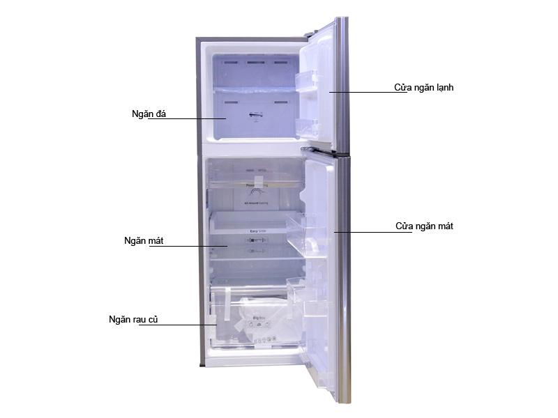 Tủ Lạnh Samsung 236 Lít RT22M4033S8/SV Inverter
