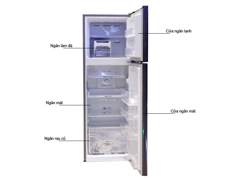 Tủ Lạnh Samsung 255 Lít RT25M4033UT/SV Inverter