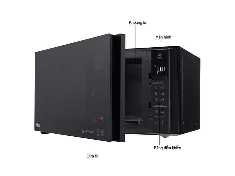 Lò Vi Sóng LG MS2595DIS 25 Lít