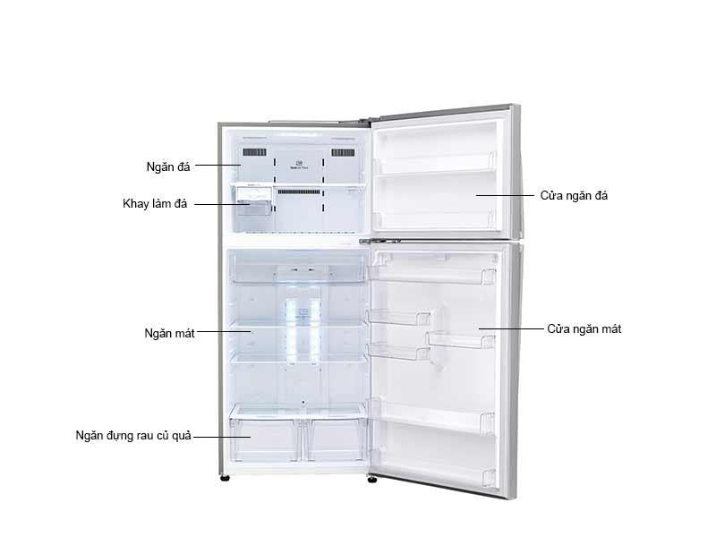 Tủ Lạnh LG GRL402BS Inverter