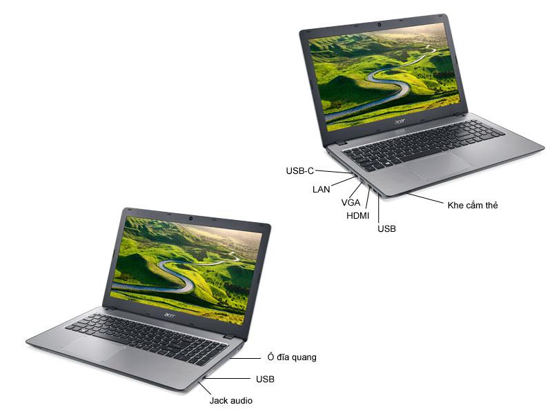 Laptop Acer F5-573-31SE