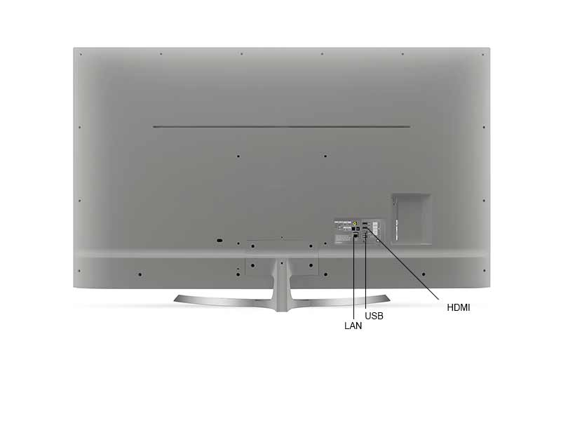 Tivi Led LG 55 Inch 4K Ultra HD 55SJ800T