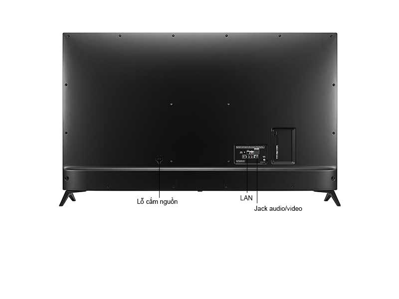 Tivi Led LG 55 Inch 4K Ultra HD 55UJ652T