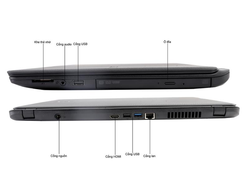 Laptop Acer AS ES1-533-P9GZ
