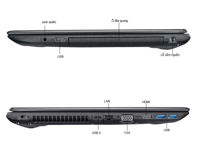 Laptop Acer E5-575-5730