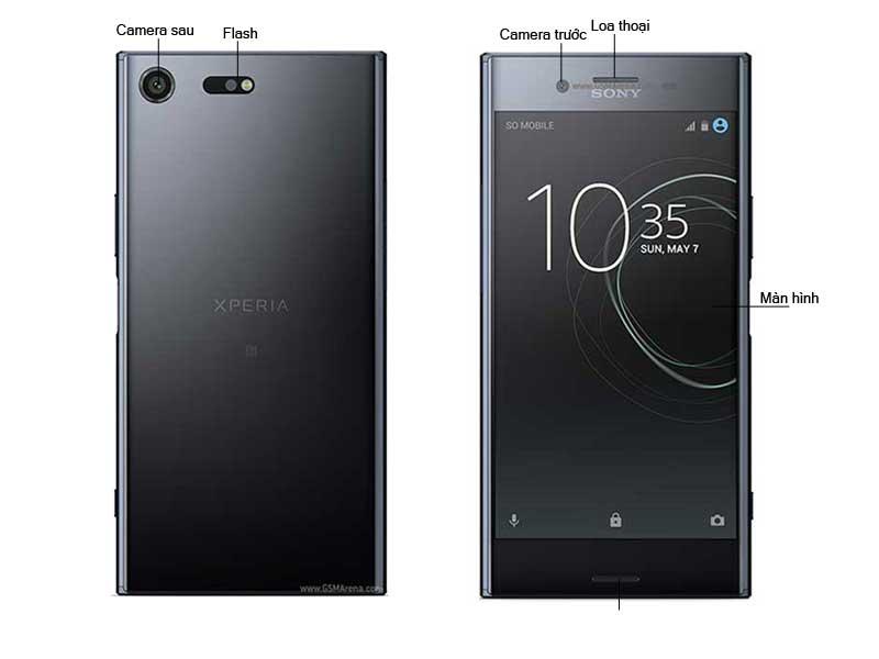 Sony Xperia XZ Premium Đen