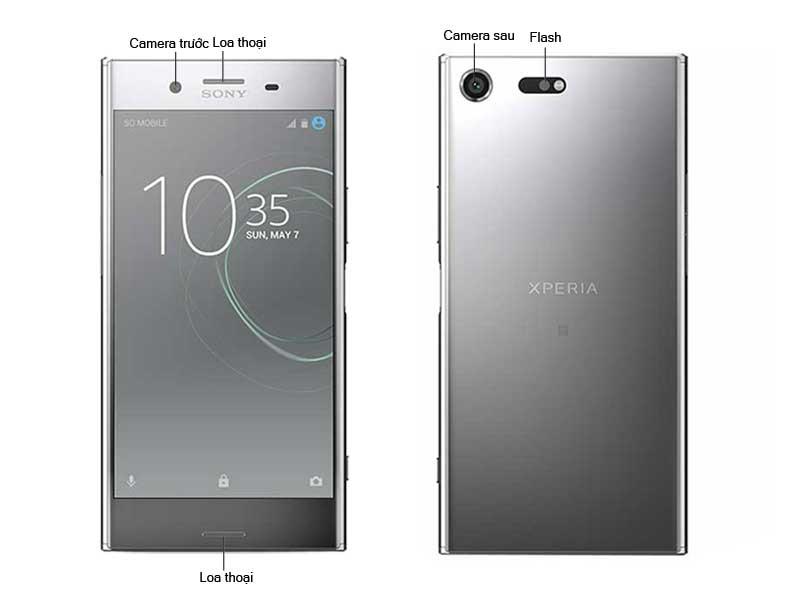 Sony Xperia XZ Premium Bạc