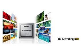 Công nghệ xử lý ảnh 4K X-Reality PRO
