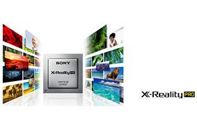 Công nghệ 4K X-Reality™ PRO