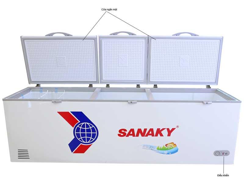 Tủ đông Sanaky VH-1199HY 1100 Lít