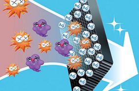 Công nghệ kháng khuẩn Ag Clean