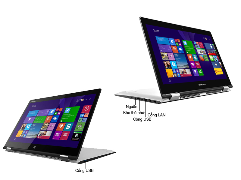 Laptop Lenovo Yoga 500-80R5000GVN