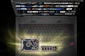 Card rời Nvidia GTX950M