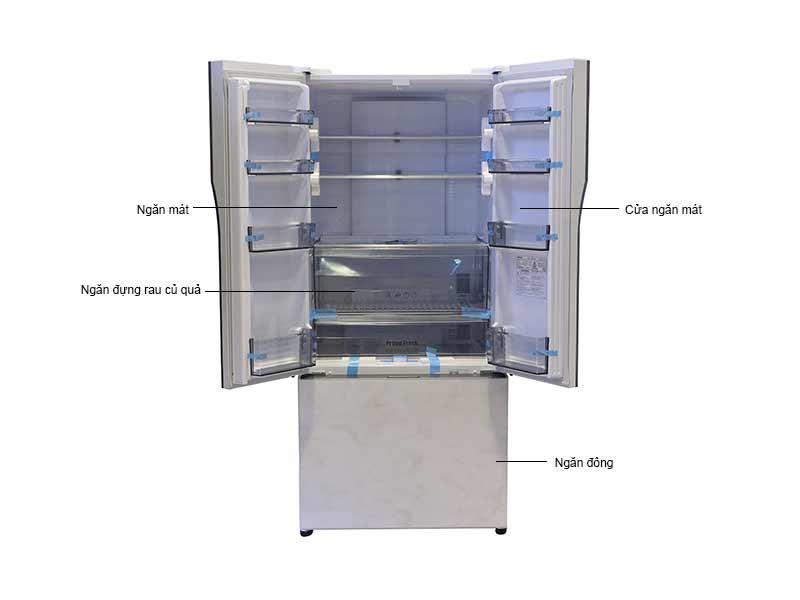 Tủ Lạnh Panasonic  NR-CY558GMVN 491 Lít Inverter