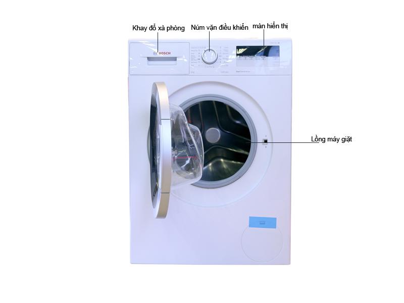 Máy giặt Bosch WAT24160SG - 8.0 kg