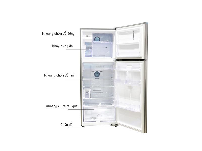 Tủ Lạnh Samsung 362 Lít RT35K5982S8/SV Inverter