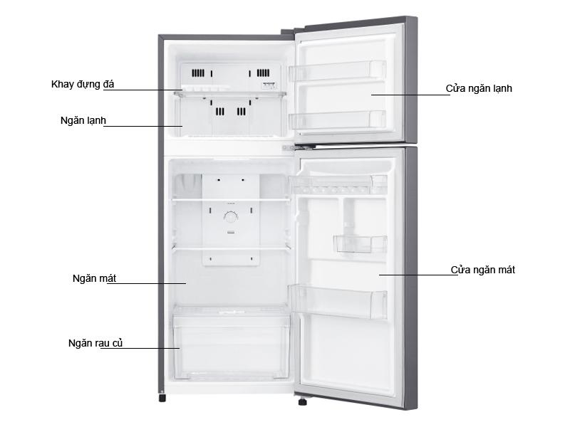 Tủ Lạnh LG GN-L205S.ADSPEVN 187 Lít Inverter