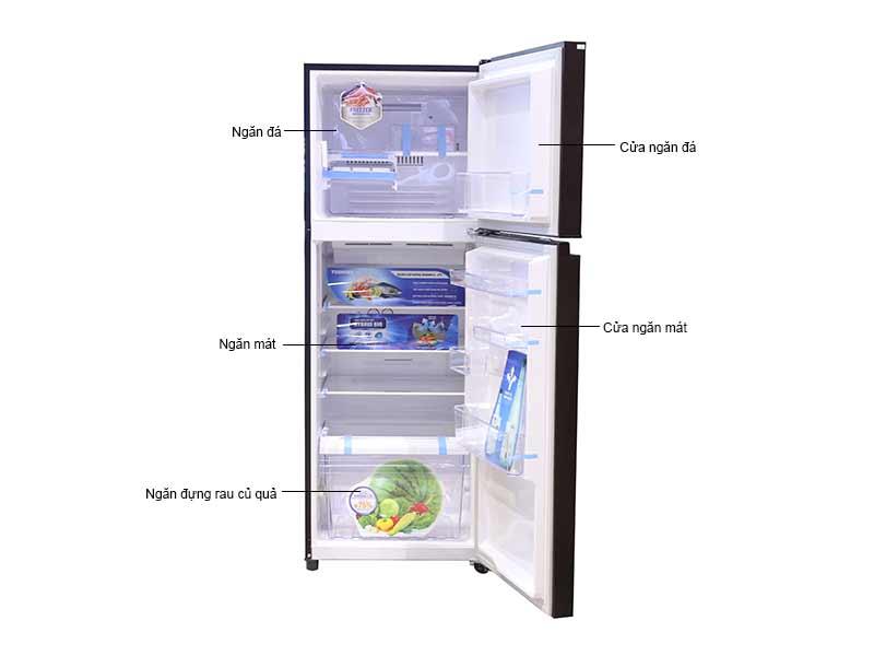 Tủ lạnh Toshiba GRMG36VUBZXB 305 lít Inverter