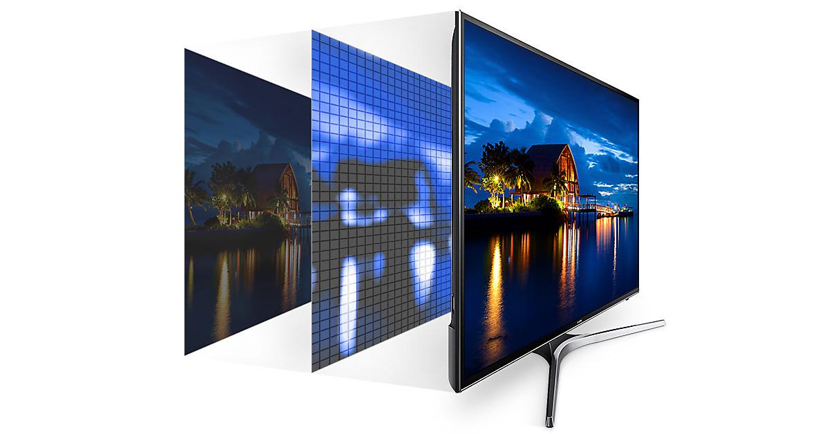 Tivi Samsung công nghệ UHD Dimming