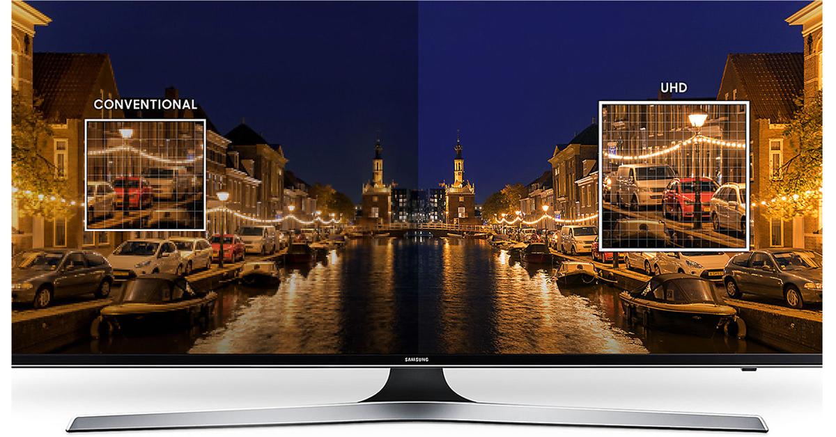 Tivi Samsung chuẩn UHD