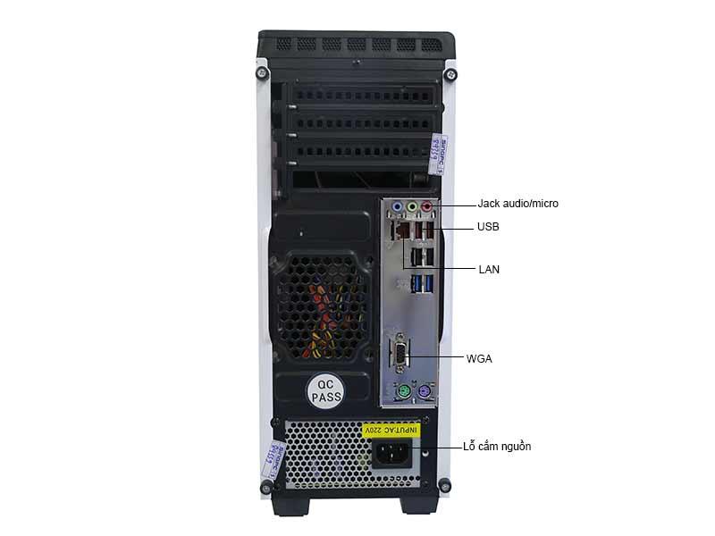 Máy Tính Để Bàn SingPC M44055