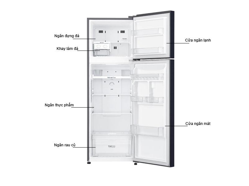 Tủ Lạnh LG GN-L255PN 255 Lít Inverter