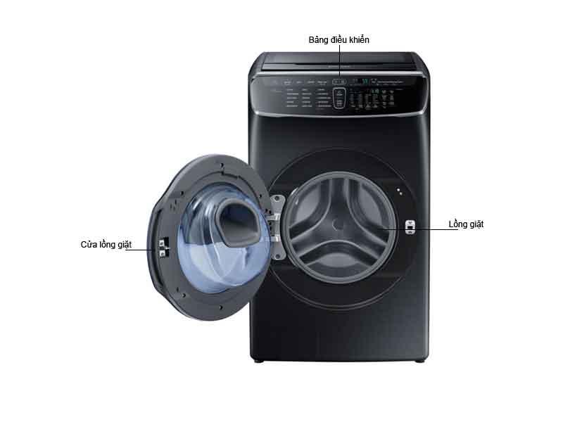 Máy Giặt Samsung WR24M9960KV/SV 21kg / sấy12kg
