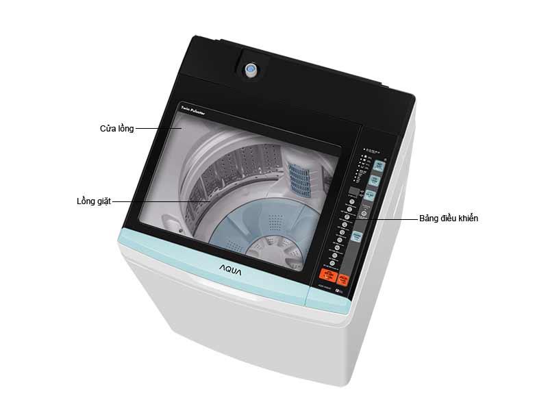 Máy Giặt Aqua AQWW80ATH - 8 kg